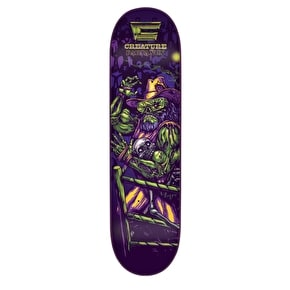Creature Creaturemania Skateboard Deck - Partanen 8.3