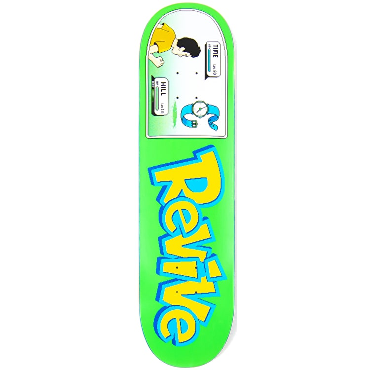 ReVive Pro Battle Series Skateboard Deck - Hill