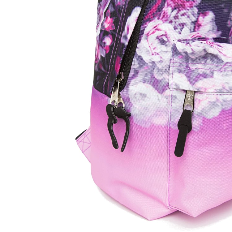 Hype Rose Fade Backpack - Purple