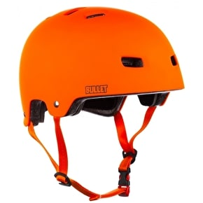 Bullet Deluxe Helmet - Matt Orange