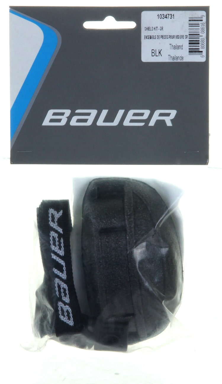 Image of Bauer Hockey Helmet Shield Kit