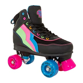 B-Stock Rio Roller Quad Skates - Passion - UK 2 (Box Damage)