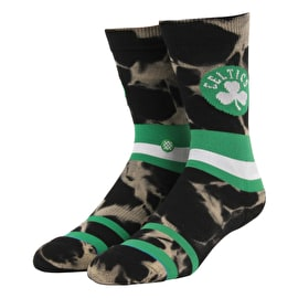 Stance NBA - Celtics Acid Wash Socks - Green
