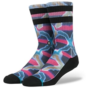 Stance Pigments Socks - Black
