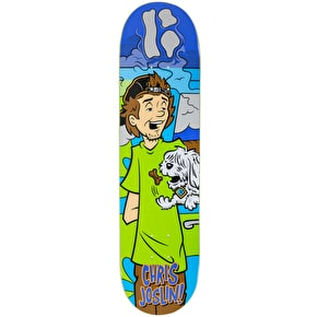 Plan B Coco Snacks Skateboard Deck - Joslin 8.0