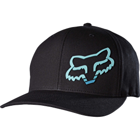 Fox Seca Head Flexfit Cap - Black