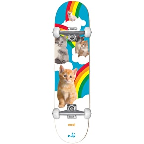 Enjoi Kitten Dreams Complete Skateboard - 7.625