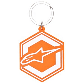 Alpinestars Ignition Keyfob - Orange