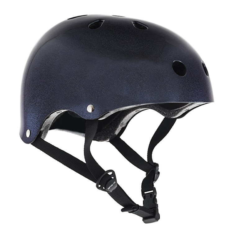 SFR Essentials Helmet - Metallic Purple Fleck