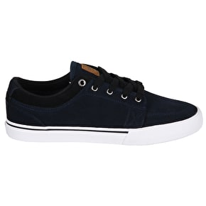 Globe GS Shoes - Navy Suede