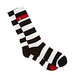 Volcom Town Socks - Black