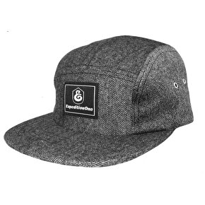 Expedition One Down Under Cap - Herringbone