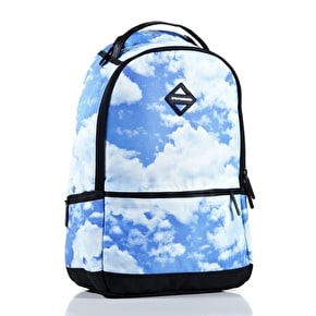 Sprayground Camo Clouds Backpack