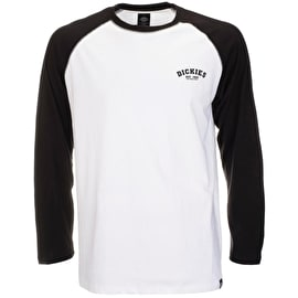 Dickies Baseball T Shirt - Black