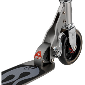 Micro Speed Folding Commuter Scooter - Silver