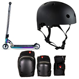 MGP VX7 Team LE Complete Scooter Bundle