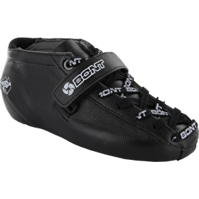 Bont Hybrid Carbon Derby Boots Only - Black Leather