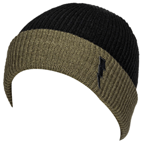 DC Cole Striker Beanie - Military Olive