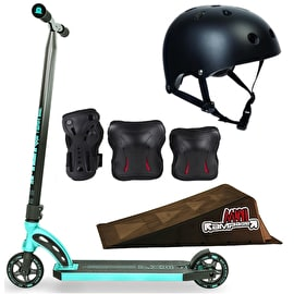 MGP VX8 Team Scooter/Mini Ramp Bundle