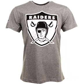 New Era NFL Vintage Logo T-Shirt - Oakland Raiders