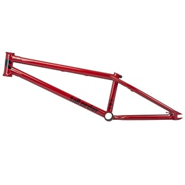 Tall Order 187 V2 BMX Frame - Gloss Red