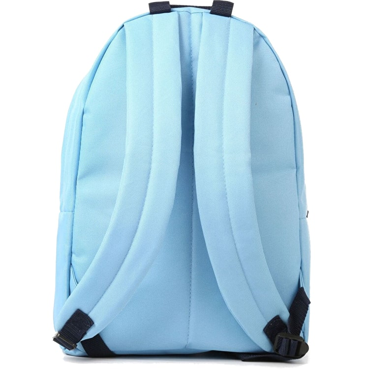 Hype Badge Backpack - Baby Blue