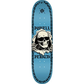 Powell Peralta Ripper Chainz Skateboard Deck - Blue 8.5