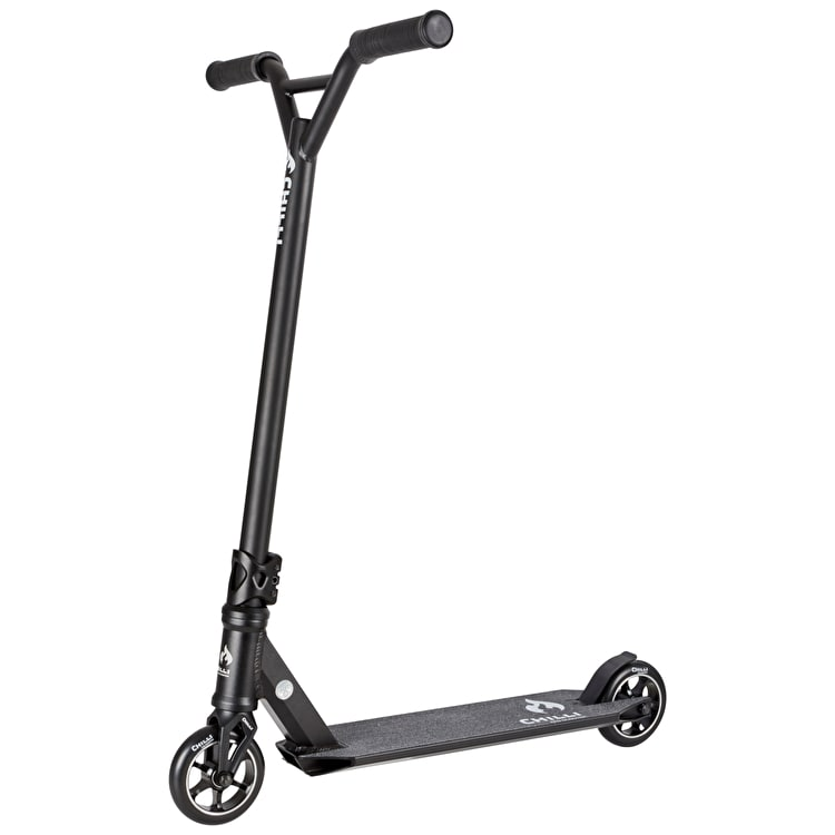 Chilli Pro 5000 Complete Scooter - Black/Black