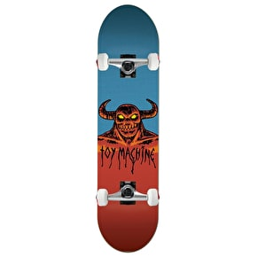 Toy Machine Hell Monster Complete Skateboard - 8.25