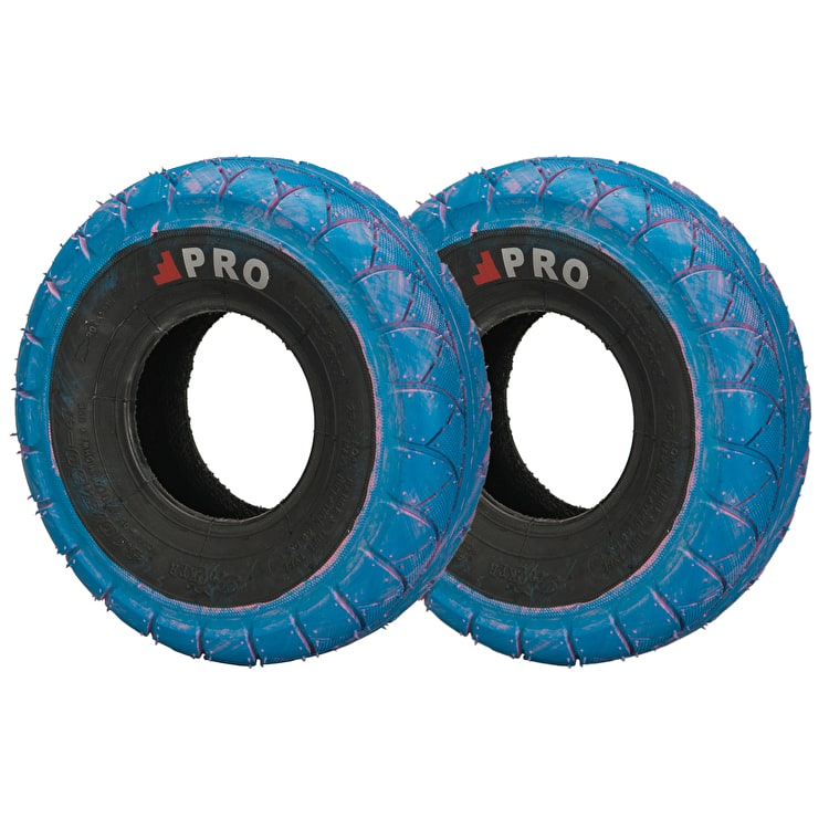 Rocker Street Pro Tyres - Pink/Blue Marbled