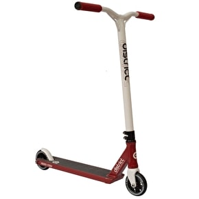 District 2017 C-Series C050 Complete Scooter - Red/White