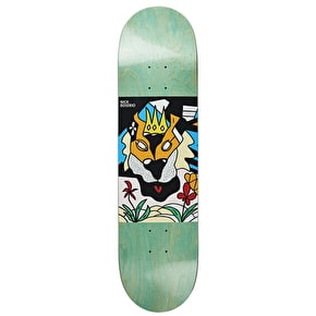 Polar Lion King Skateboard Deck - Boserio 8.125