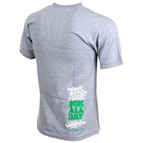 DGK Get Money T-Shirt - Grey