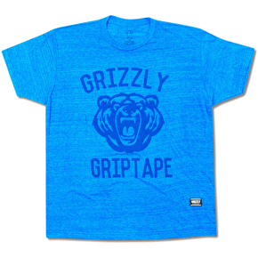 Grizzly Athletic Dept. T-Shirt - Blue