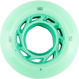 Welcome Orbs Ghost Lites Skateboard Wheels - Mint
