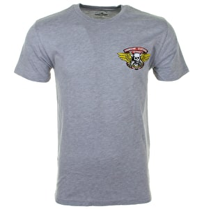 Fourstar Mariano Pirate T-Shirt - Grey Heather