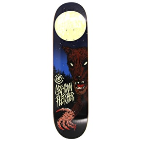 Element Greyson Wolfman Featherlight Skateboard Deck - 8
