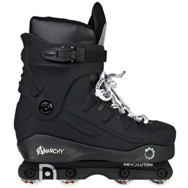 B-Stock Anarchy Revolution Aggressive Inline Skates Size - UK 5 (Box Damage)