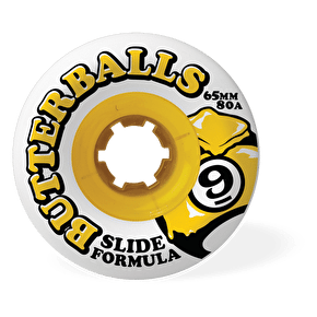 Sector 9 Butterballs Longboard Wheels - 65mm 80a
