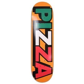 Pizza Tri Logo Deck Skateboard Deck 8.75