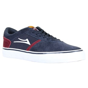 Lakai Vincent 2 Shoes - Midnight Suede