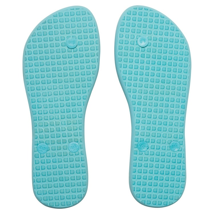 DC Spray Flip-Flops - Blue