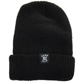 Hard Luck OG Beanie - Black