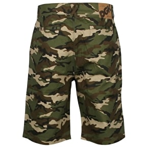 DGK Working Man 2 Shorts - Woodland Camo