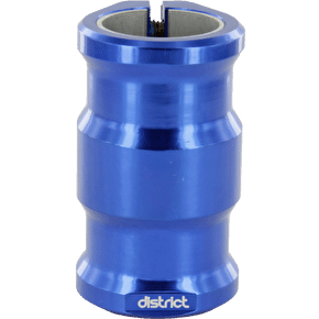 District SCS Clamp - Blue