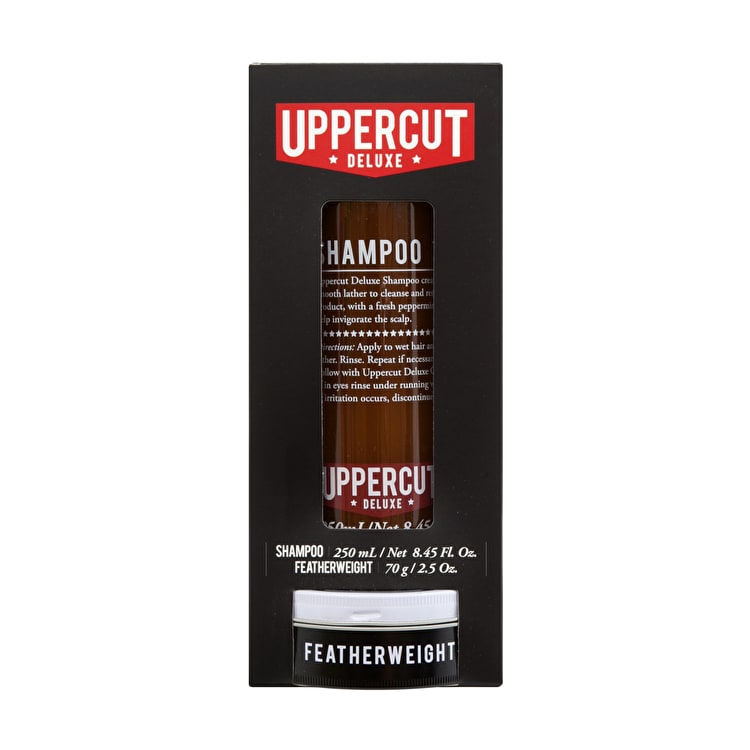 Uppercut Deluxe Duo Shampoo/Featherweight