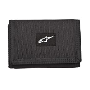 Alpinestars Friction Trifold Wallet - Black