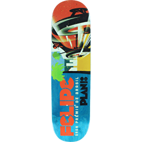 Plan B Skateboard Deck - Racers Pro Spec Felipe 8.25
