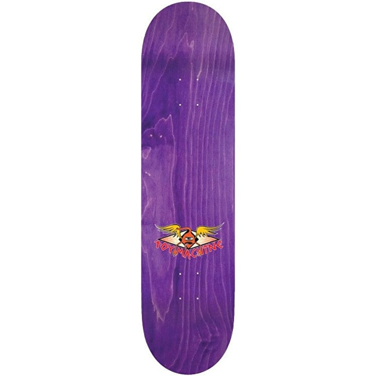 Toy Machine Provost Sect Attack Skateboard Deck - 8.375""