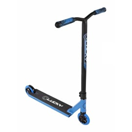 Lucky Crew 2019 Stunt Scooter - Black/Blue